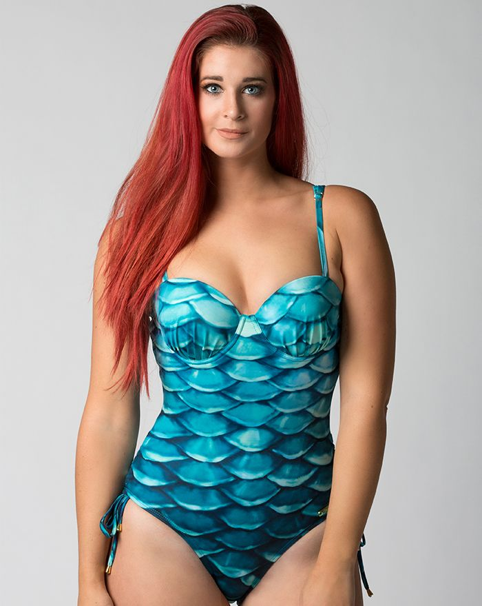 Aqua Adajio Balconette One Piece