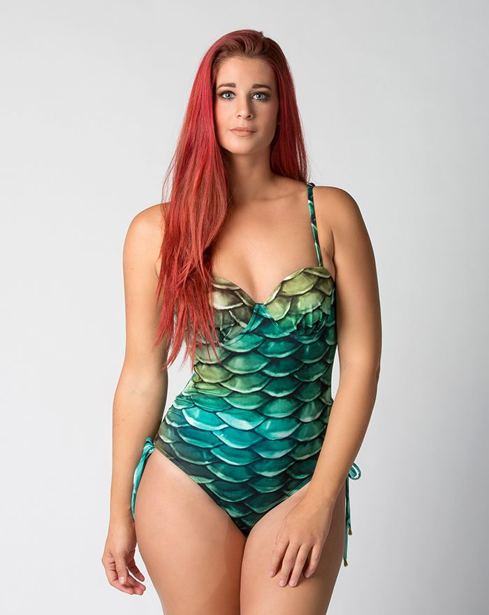 Key Largo Balconette One Piece